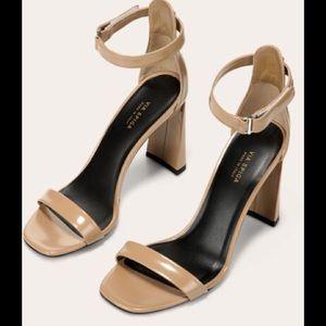 Via Spiga Faxon sandal in desert leather